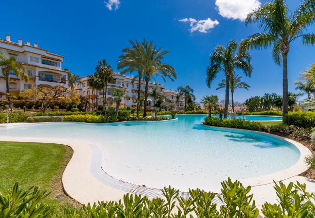 Apartment in Marbella - Duplex Azalea Golden Mile Marbella Canovas (VC)