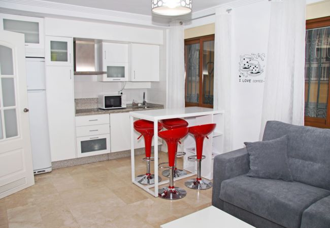 Apartment in Granada - Apartamento Puerta Real Granada Canovas (GC)