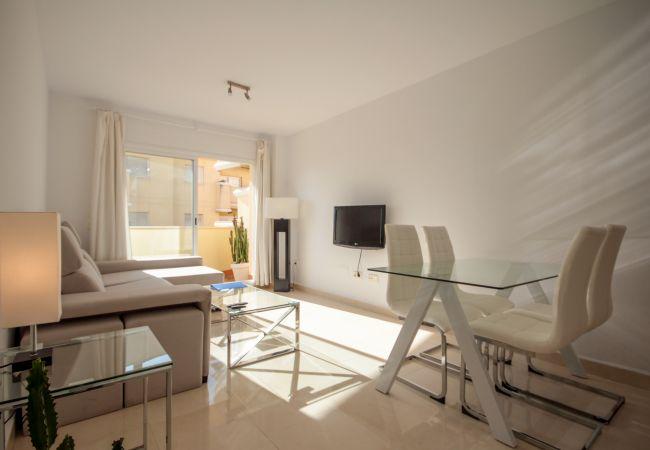 Apartment in Nerja - Neptuno Playa Nerja CN