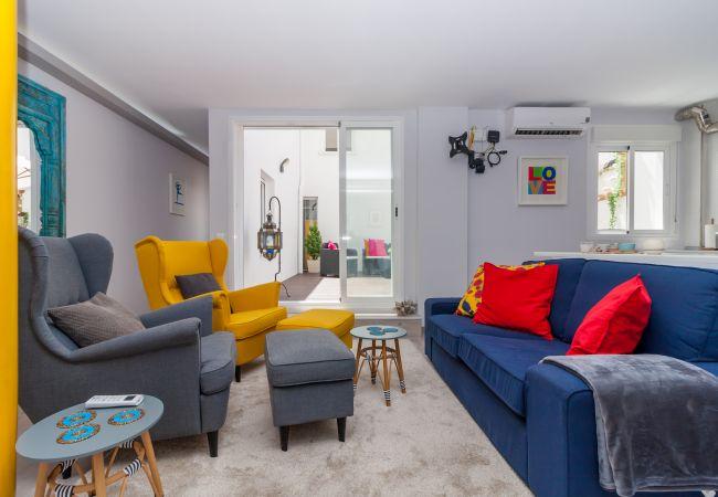 Apartment in Málaga - Apartamento Postigos Canovas Malaga (VC)