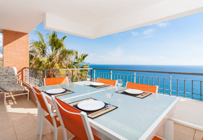 Apartment in Torrox - Carlota Sea Views Calaceite CN