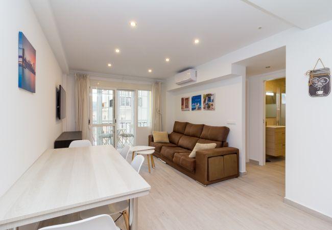 Apartment in Nerja - Torrecilla Beach Sur Nerja Canovas