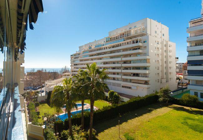 Apartment in Marbella - Apartamento Marina Blue Marbella Canovas (VC)