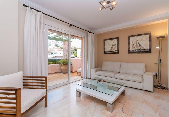 Apartment in Nerja - Burriana Playa Ibnsadi Nerja CN
