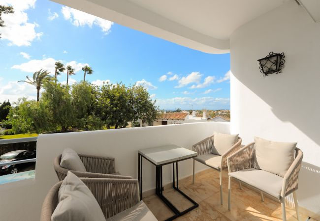 Apartment in Marbella - Guadalmina Heart of Golf Canovas Marbella (VC)