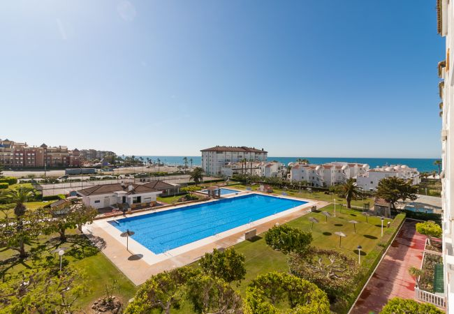 Apartment in Torrox - Laguna Beach Vistas al Mar Torrox Canovas CN