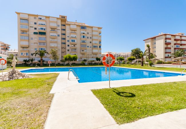 Apartment in Torrox Costa - Lucky Beach Apartment Canovas Torrox CN