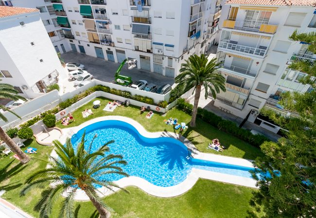 Apartment in Nerja - Cool White Apartment Torrecilla Playa Canovas (CN)