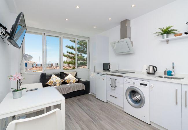 Apartment in Nerja - Cool White Apartment Torrecilla Playa (CN)