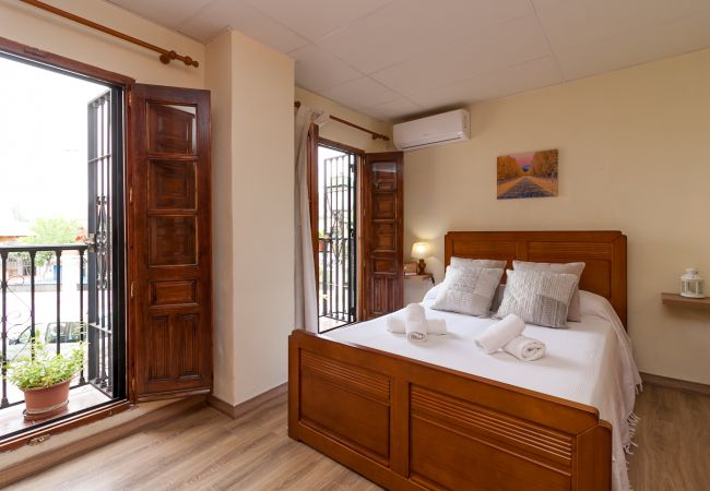 House in Granada - Casa Aljibe de San Cristobal Canovas Granada (GC)