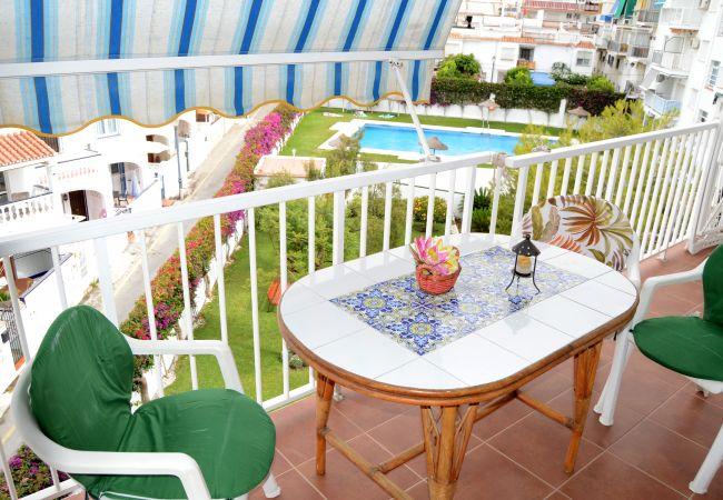 Apartment in Nerja - Torrecilla Beach Delfin Canovas Nerja