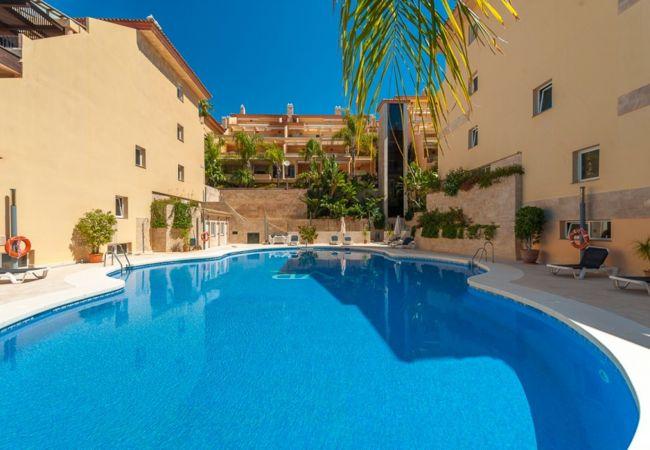 Apartment in Marbella - Vista Real Apartment Marbella Canovas (VC)