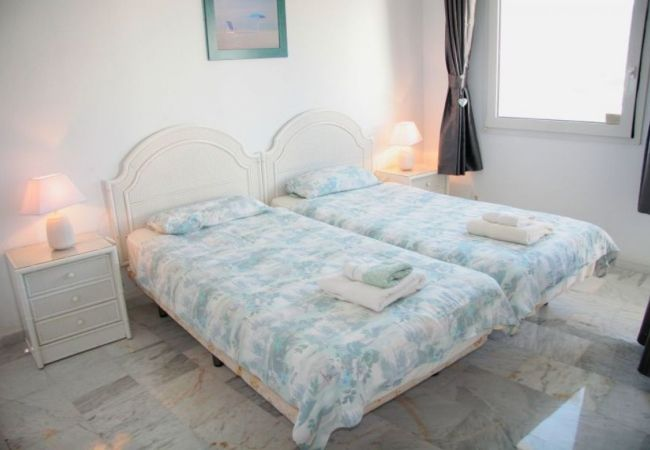 Apartment in Nerja - AV-0029 Apartamento 1ª línea de playa (3391)